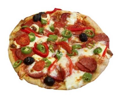 Cómo preparar pizzas caseras