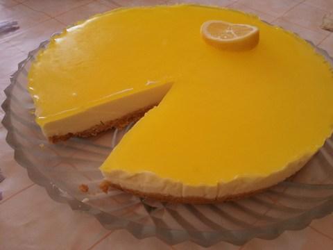 Receta imperdible de Torta de Limón