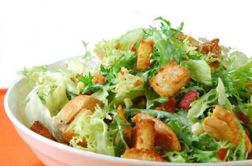 A comer sano con ensaladas