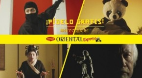 9 de cada 10 ninjas: Pasta Oriental Express de Maggi