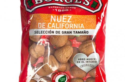 Recetas con Nueces de California sí, pero con las de Borges